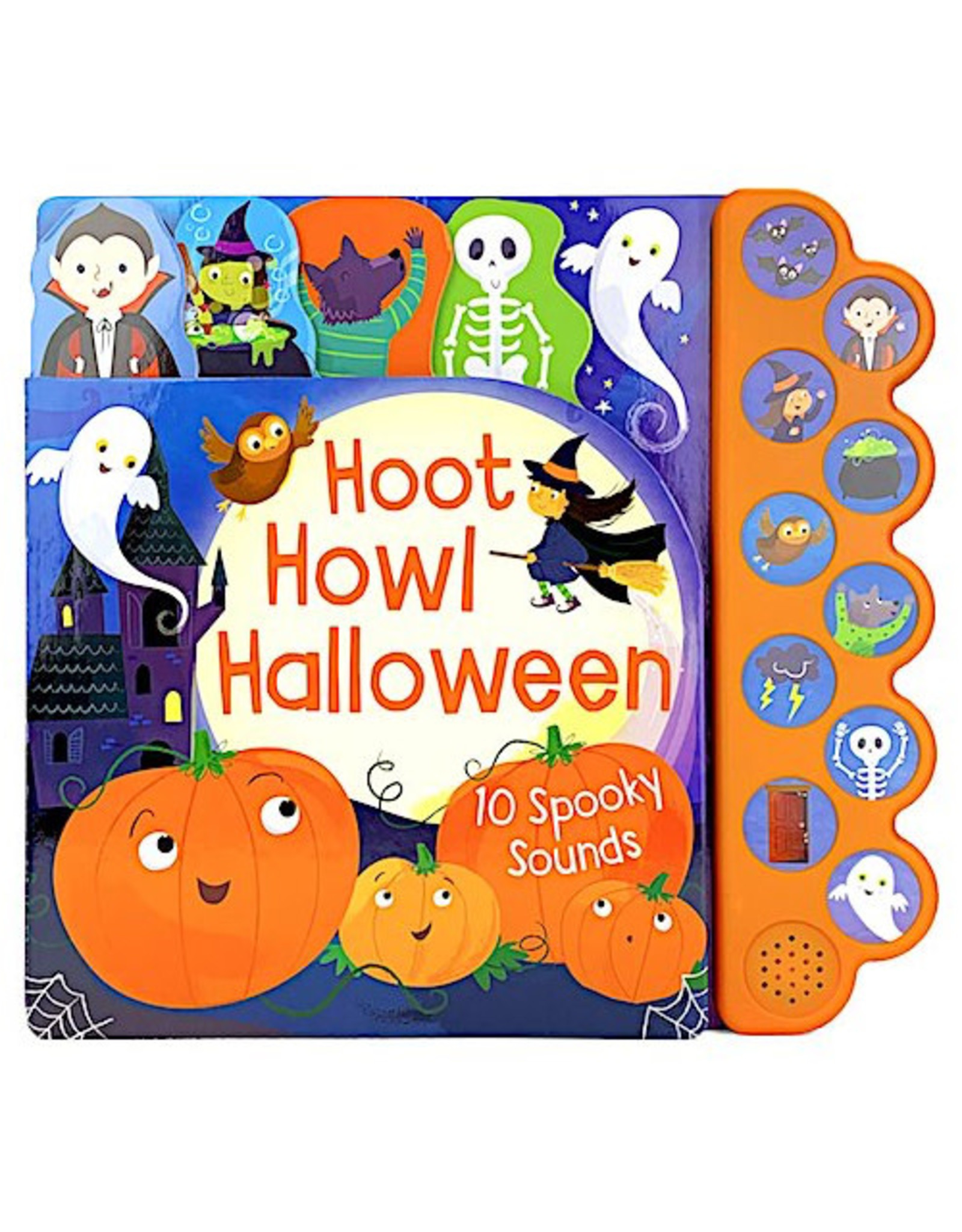 Cottage Door Press Hoot Howl Halloween