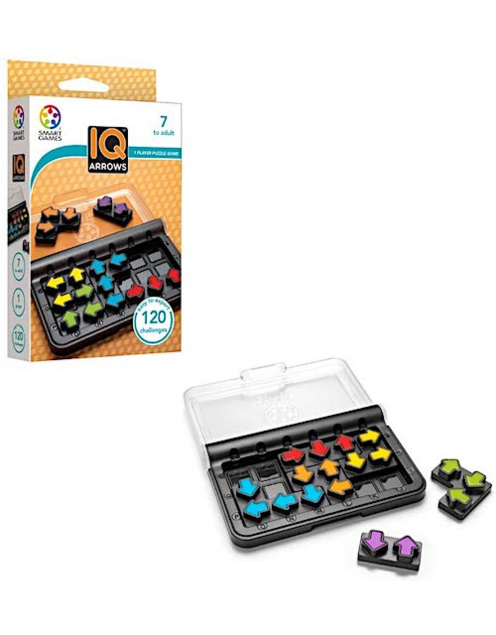 Smart Toys and Games IQ Arrows