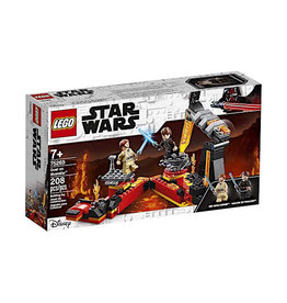 Lego Duel on Mustafar