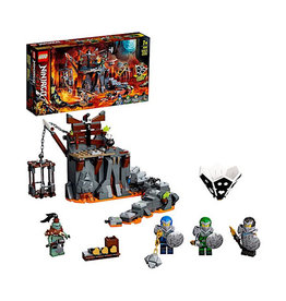 Lego Journey to the Skull Dungeons