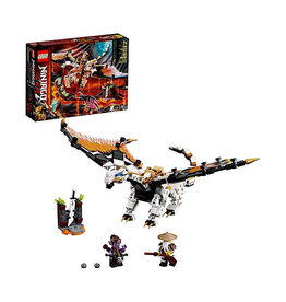 Lego Wu's Battle Dragon