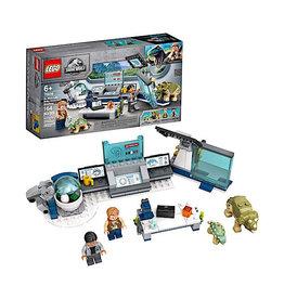 Lego Dr. Wu's Lab: Baby Dinosaur Breakout