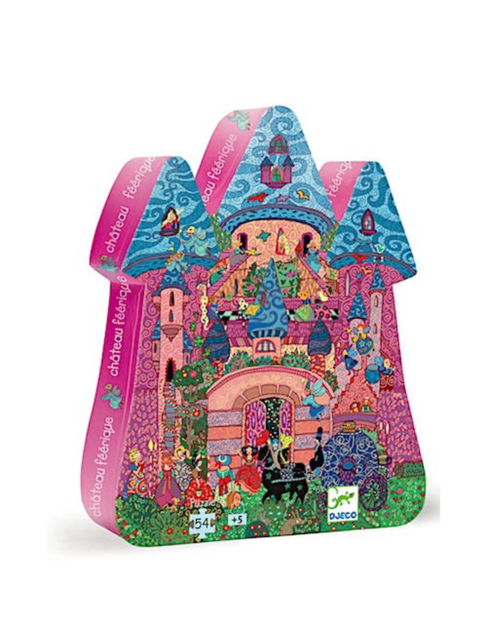 Djeco Silhouette The Fairy Castle