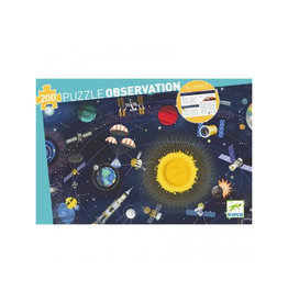 Djeco Observation Space + Booklet