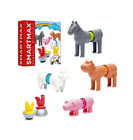 Smart Toys and Games Smartmax My First Animals Mixed
