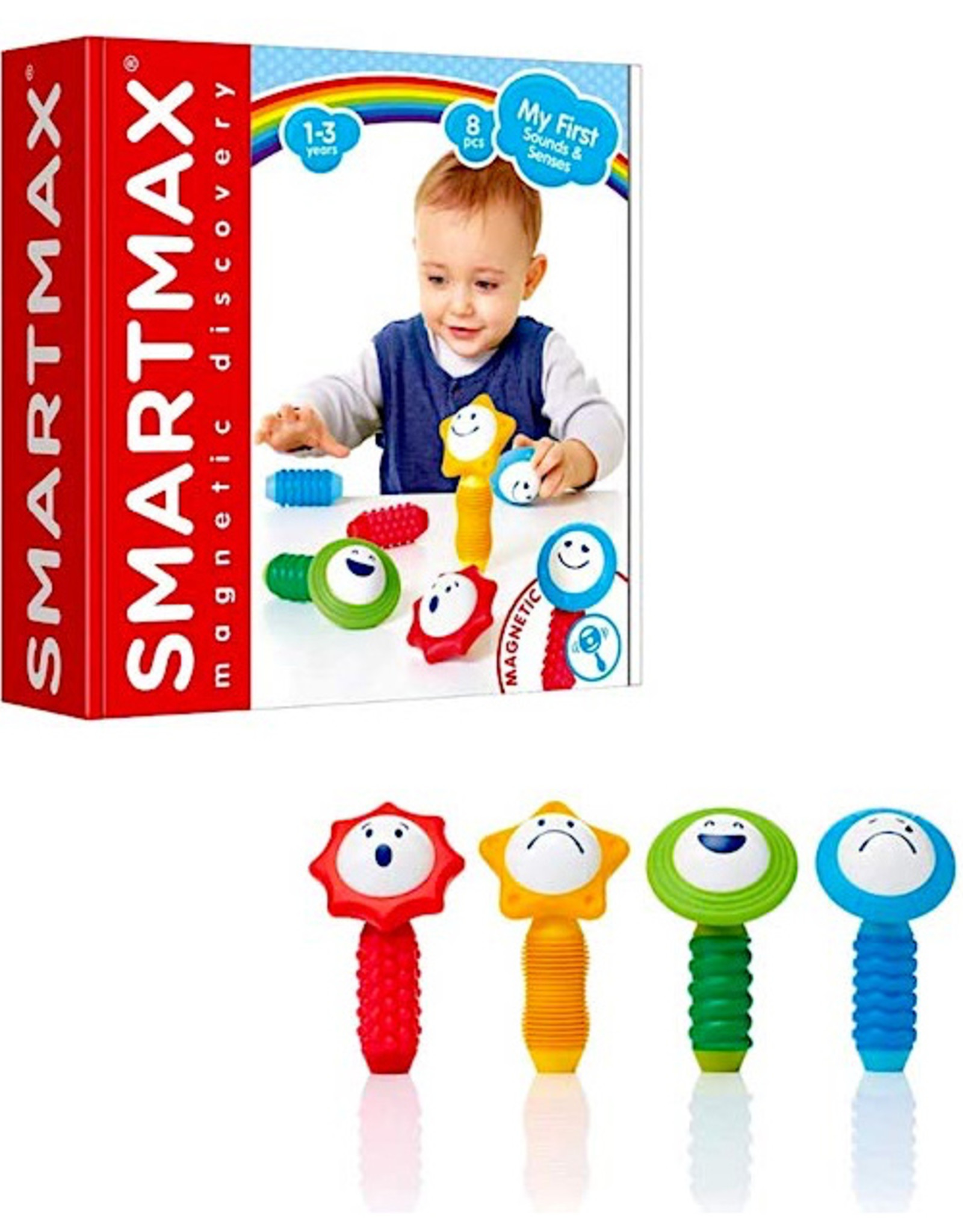 Smart Toys and Games SmartMax My First Sound & Senses