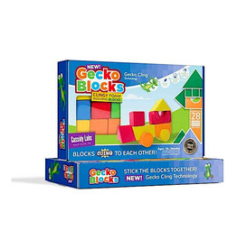 Cassidy Labs Gecko Blocks- 28pc set