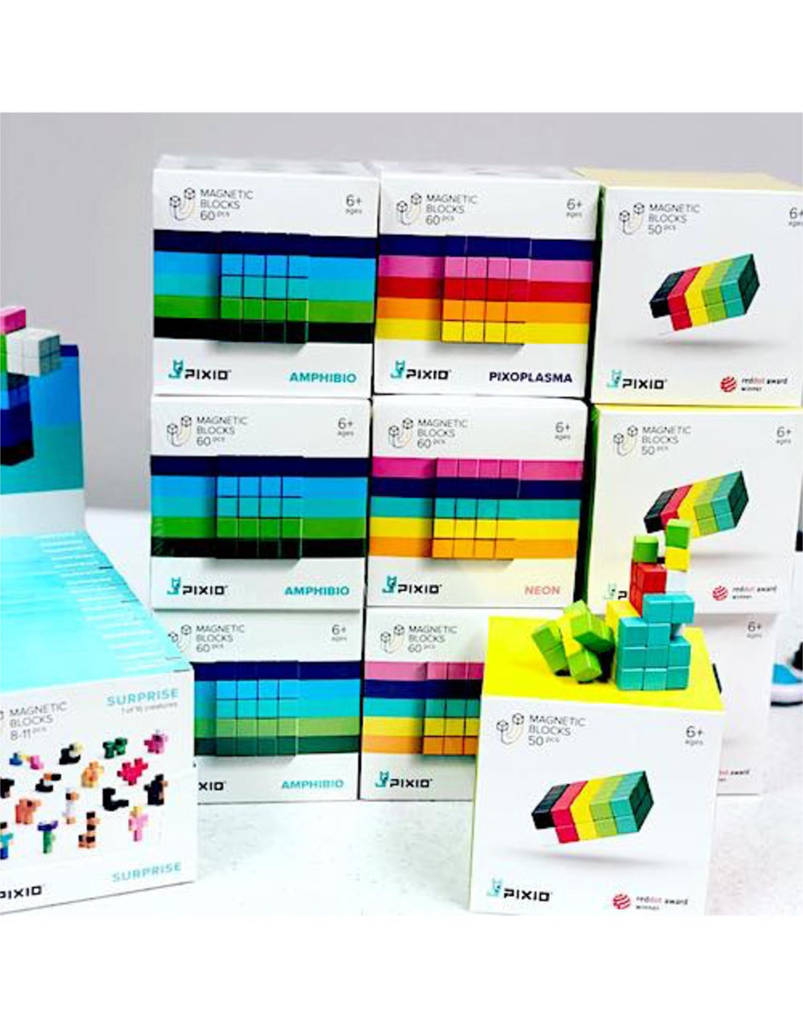Pixio Pixio Magnetic Blocks 60 pieces