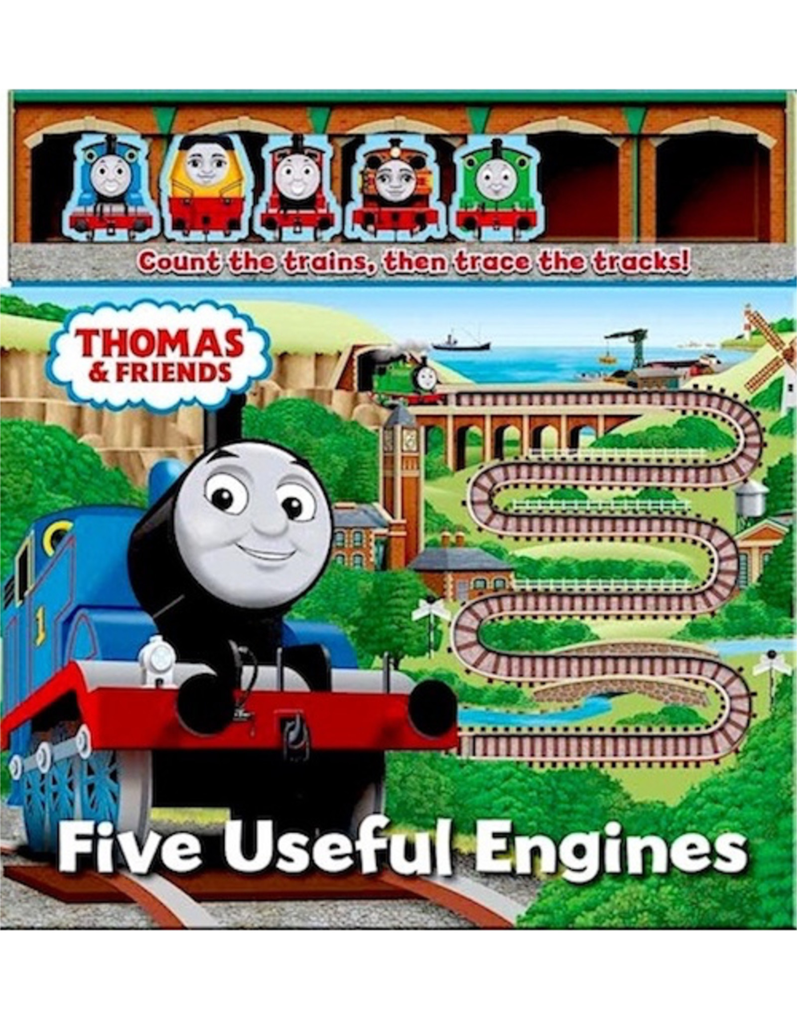Thomas & Friends Five Useful Engines