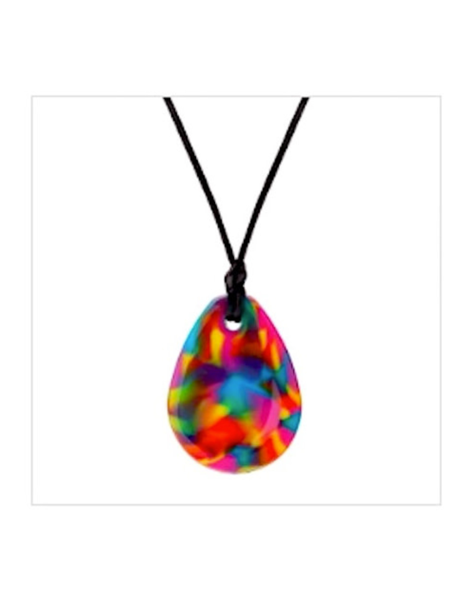 Chewigem Chewlery Raindrop  Necklace