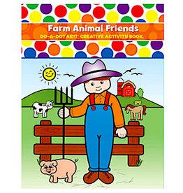 Do a Dot FARM ANIMAL FRIENDS