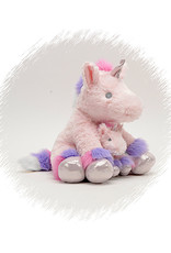 "13"" CoCo Unicorn with Baby Pink"