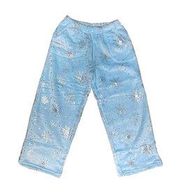 Iscream Snowflake Plush Pants