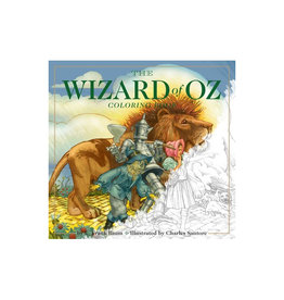 The Wizard of Oz Coloring Book