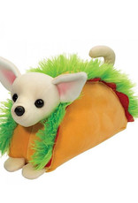Douglas Toys Taco Chihuahua Macaroon*