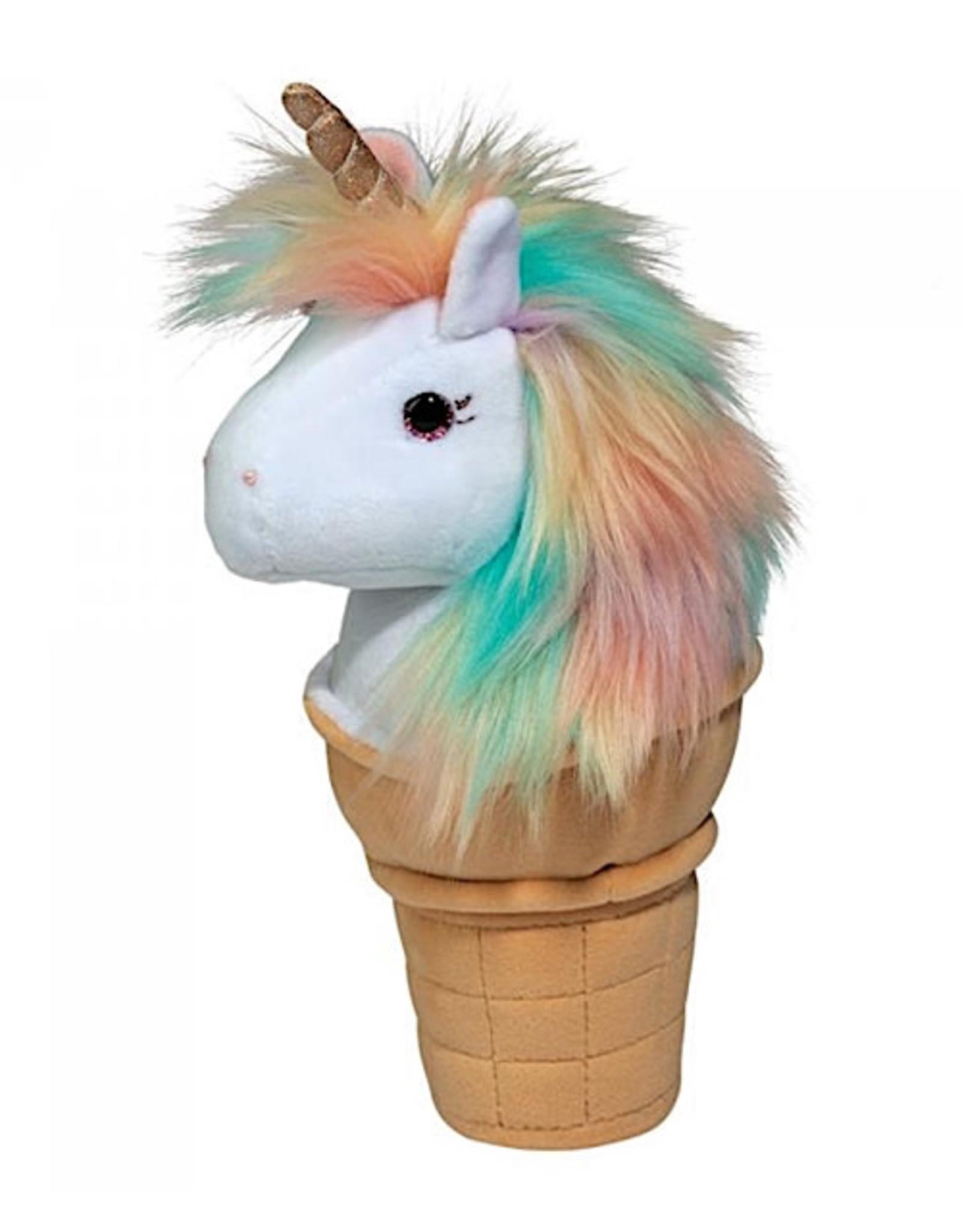 Douglas Toys Unicorn Ice Cream Macaroon*