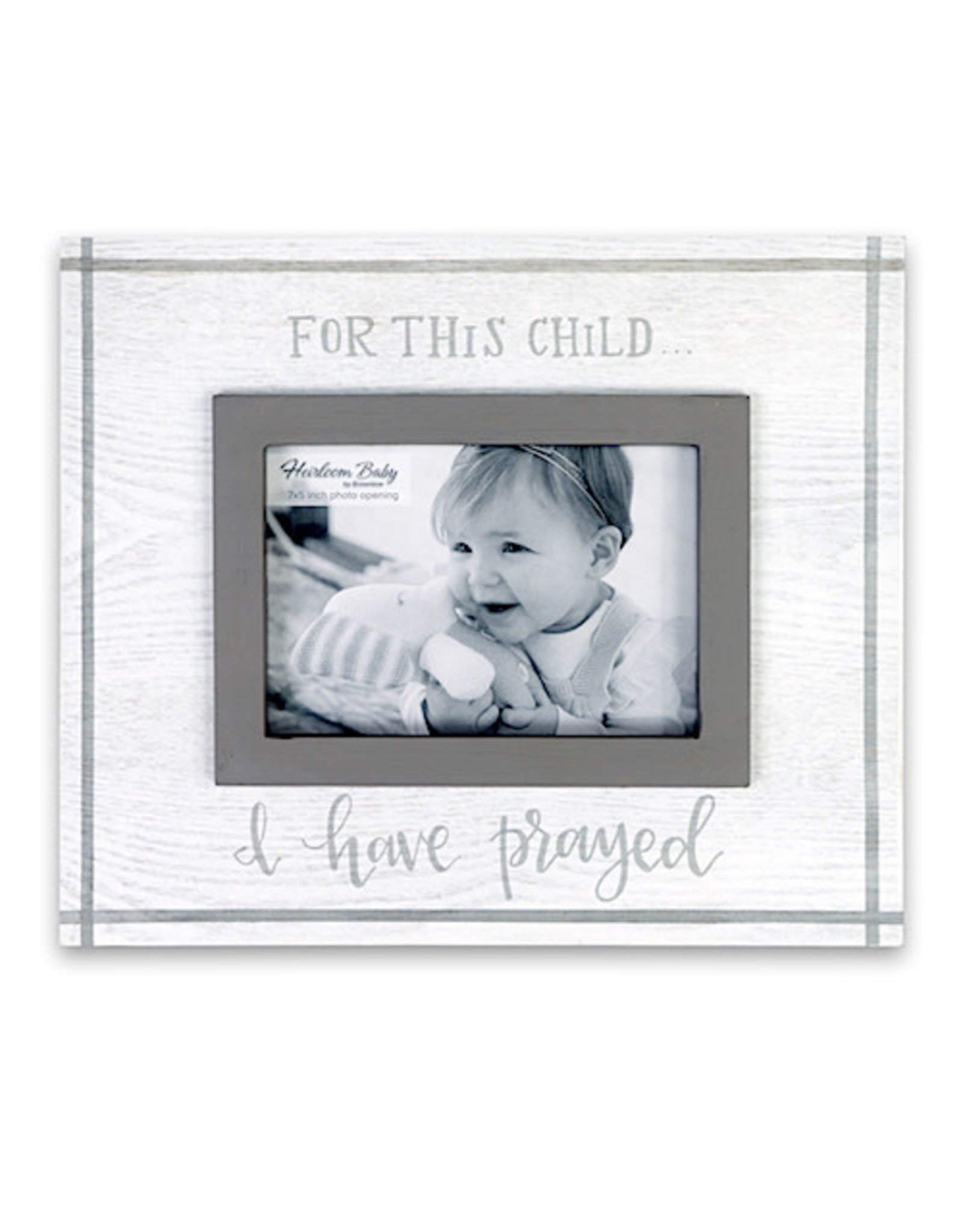 Brownlow Gifts For This Child Heirloom Frame