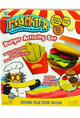 Relevant Play Mad Mattr Burger Activity Set