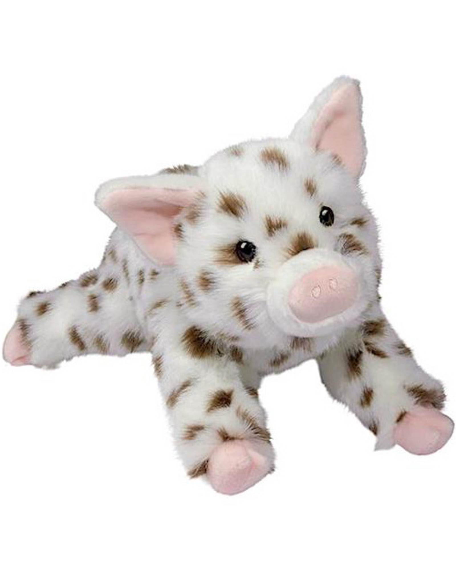 Douglas Toys Levi Brown Spotted Pig