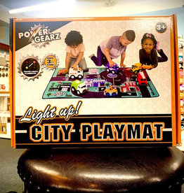 Flybar Light Up City Playmat