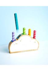 Le Toy Van Rainbow Cloud Pop