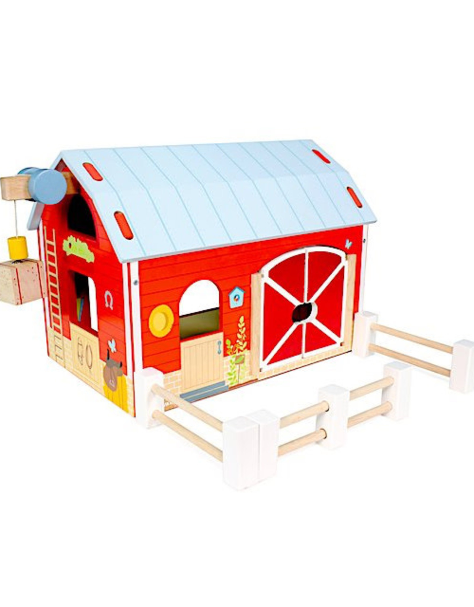 Le Toy Van The Red Barn