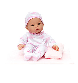 "Madame Alexander 16"" Newborn Pink Cloud"