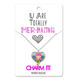 Charm IT CHARM IT! Mermaid Necklace