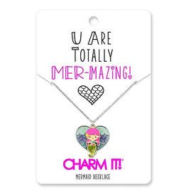 Charm IT CHARM IT! Mermaid Necklace