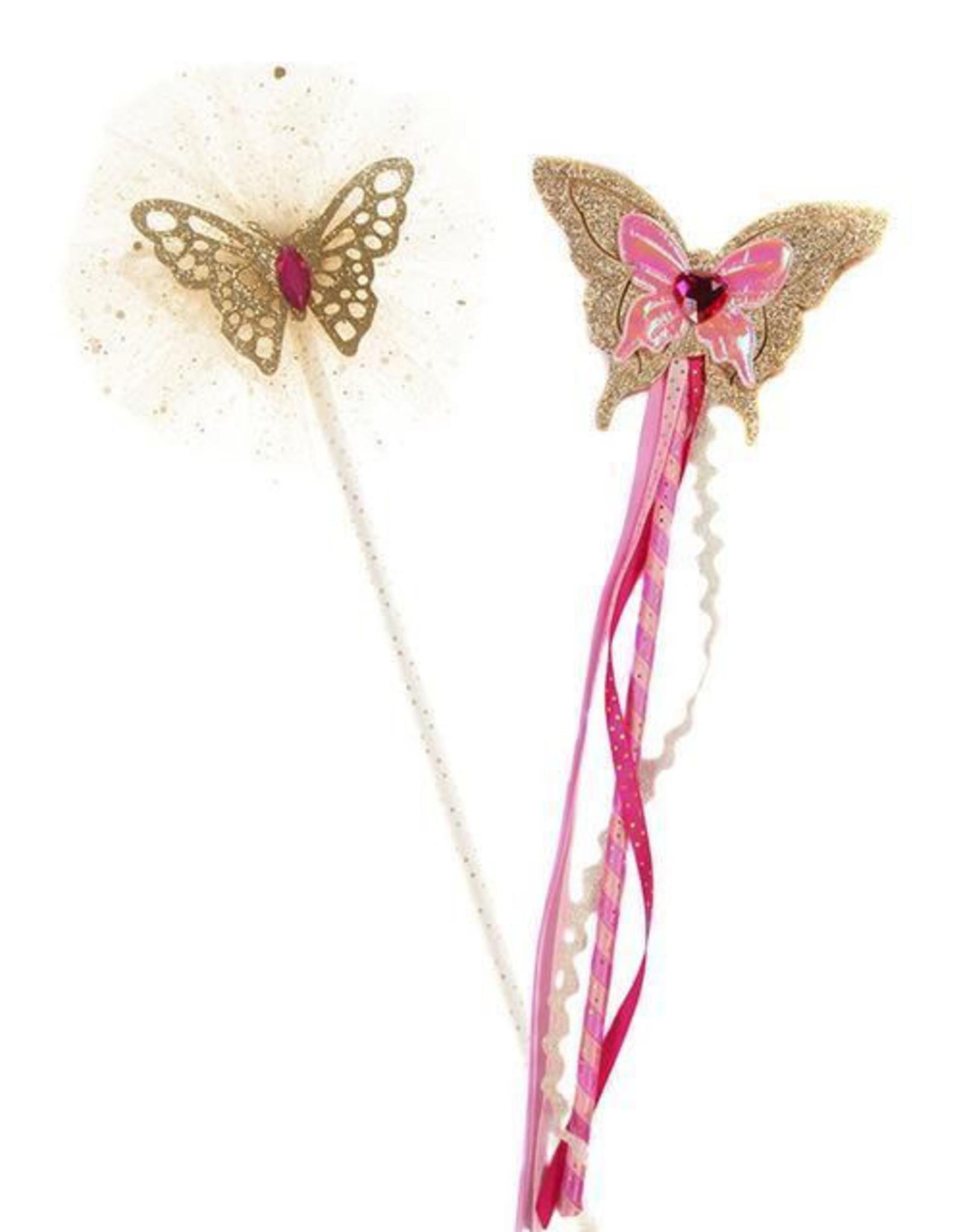 3D Butterfly Wands, Assorted