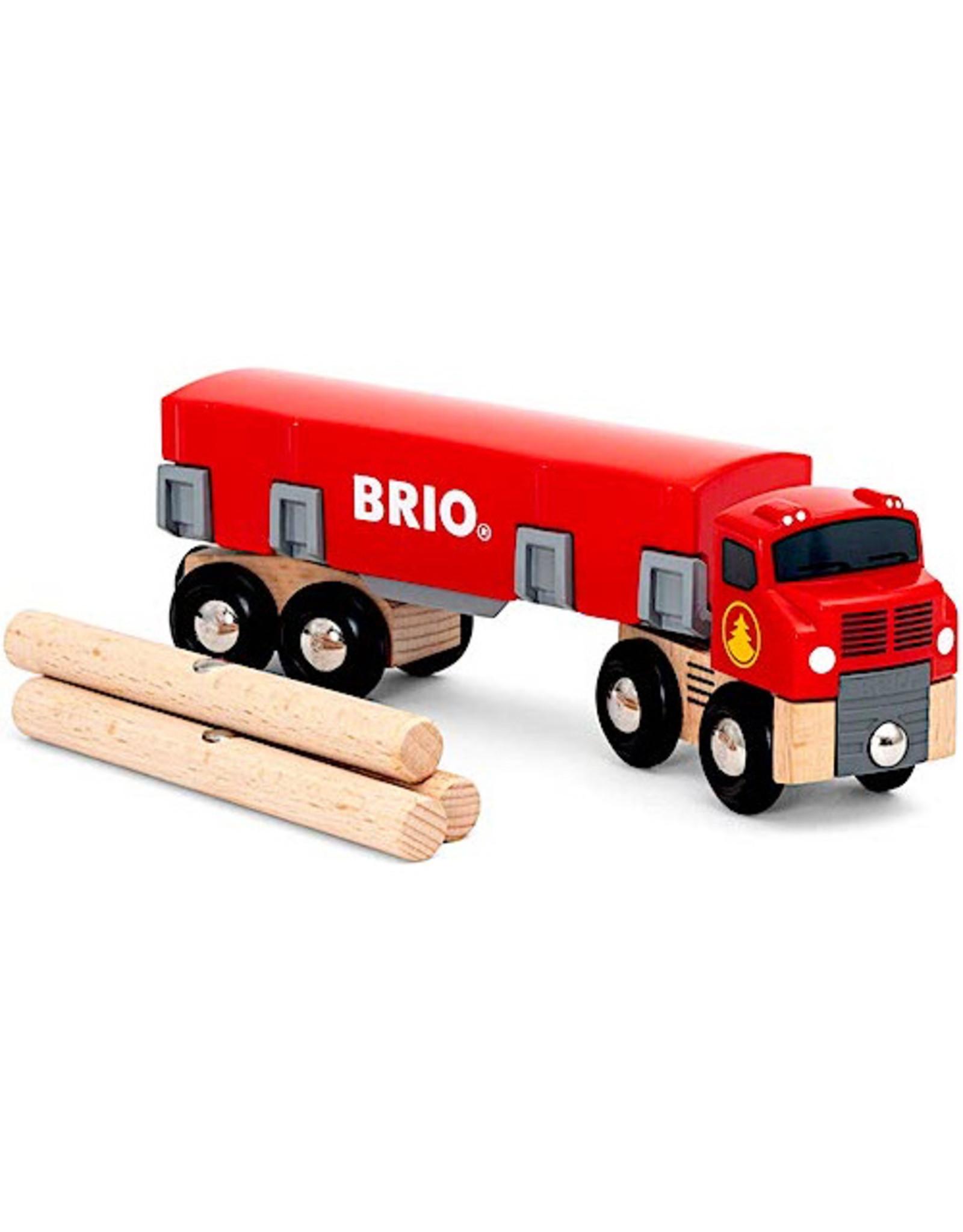 Ravensburger Lumber Truck