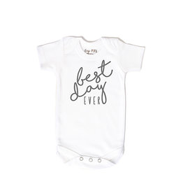 Gigi and Max Newborn Onesie