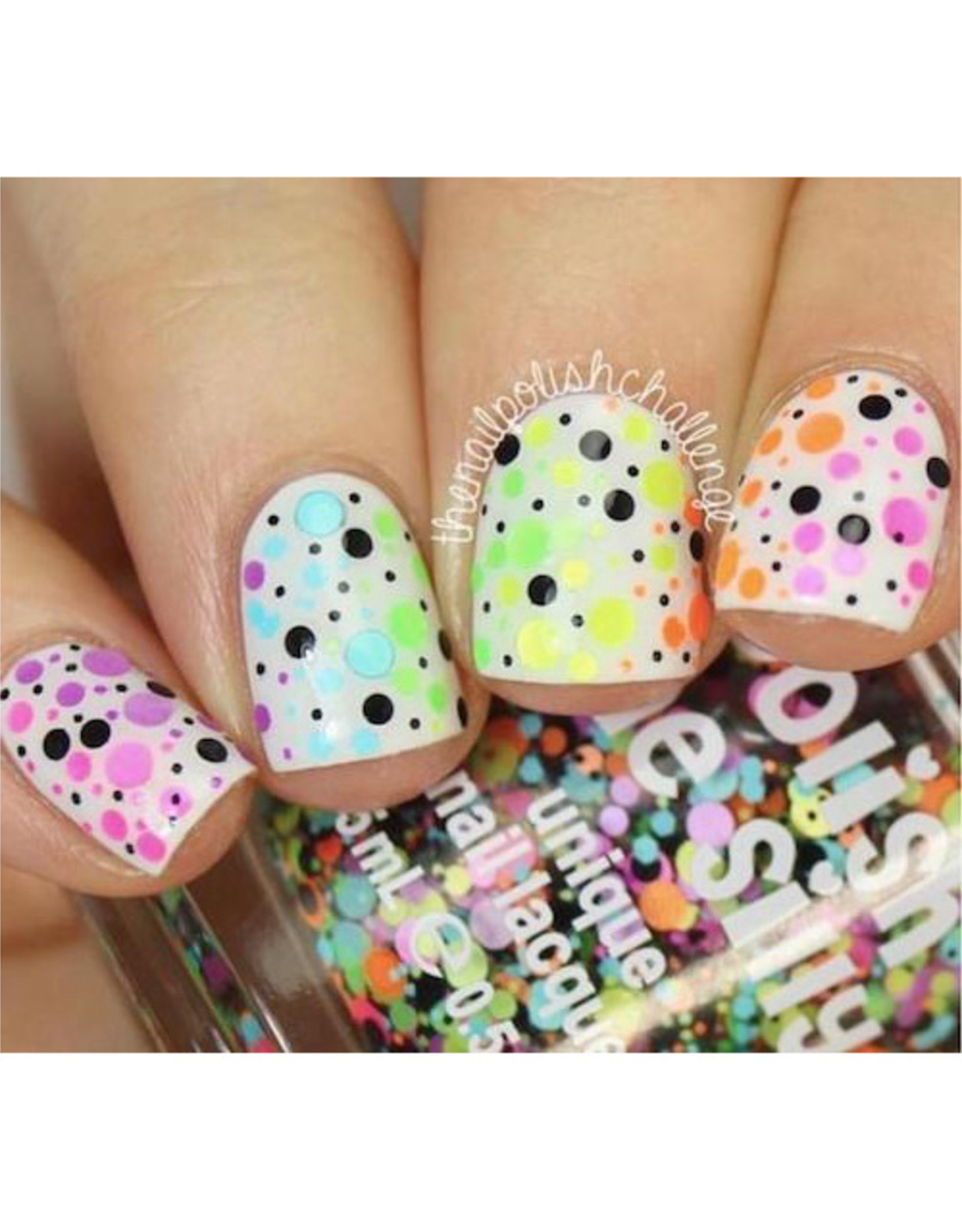 Polka Dot Polish Me Silly