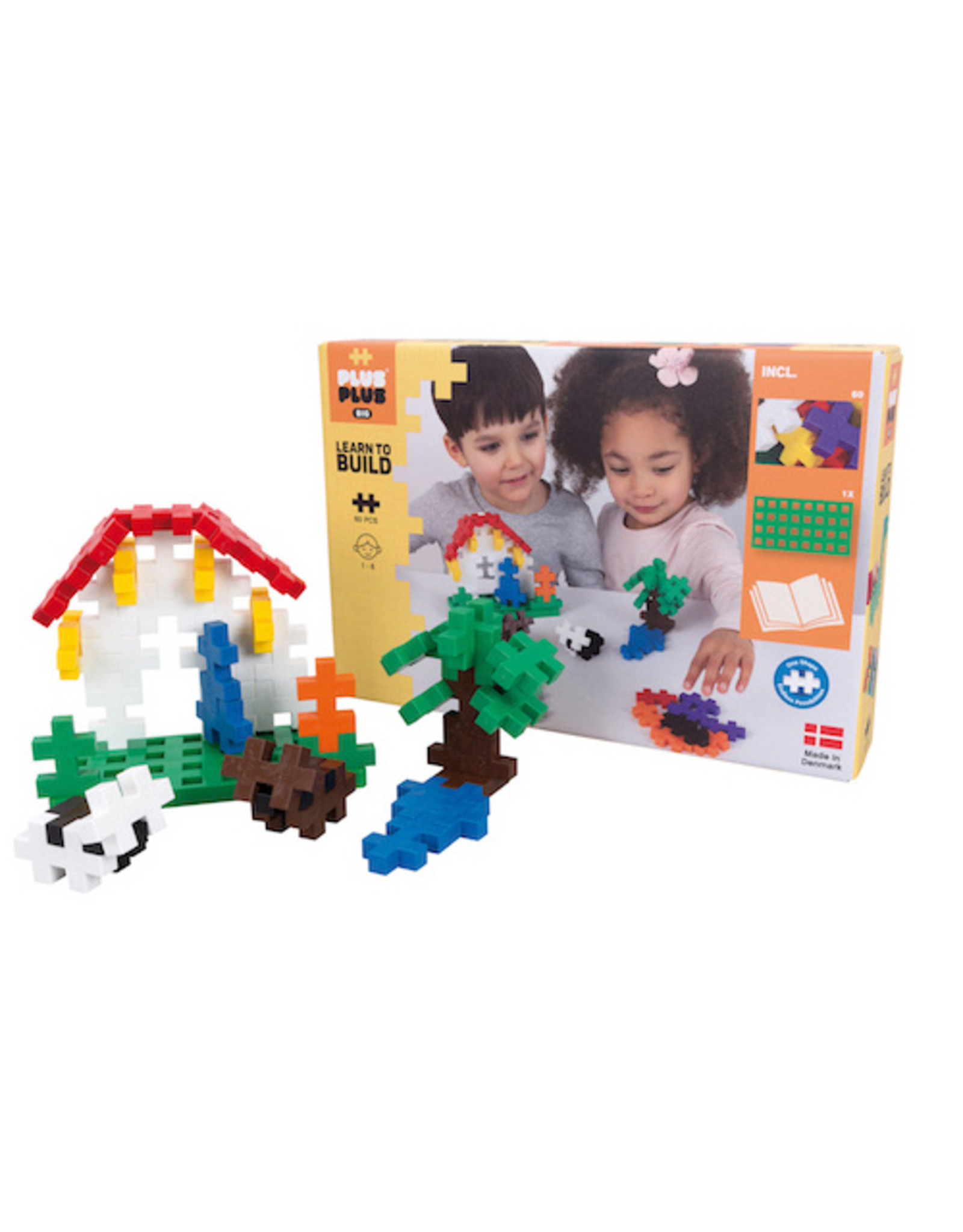 Plus-Plus Big! Learn to Build