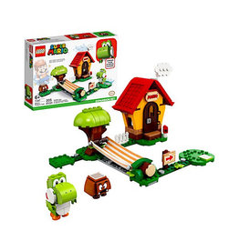 Lego Mario's House and Yoshi Expansion Set