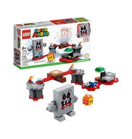 Lego Mario Whomp's Lava Trouble