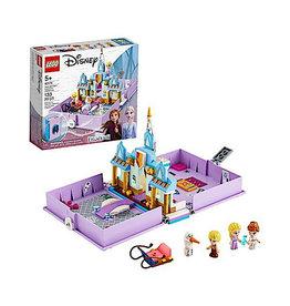 Lego Lego Storybook Anna and Elsa