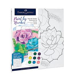 Faber Castell Watercolor Succulents