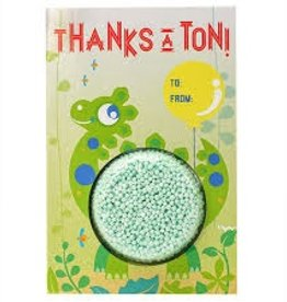 Learning Resources PLAYFOAM THANK YOU DINOSAUR CARD, REPLENISHMENT SET OF 4