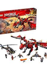 Lego LEGO NINJAGO Masters of Spinjitzu: Firstbourne 70653