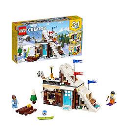 Lego Lego Creator 3 in 1 - Modular Winter Vacation 31080