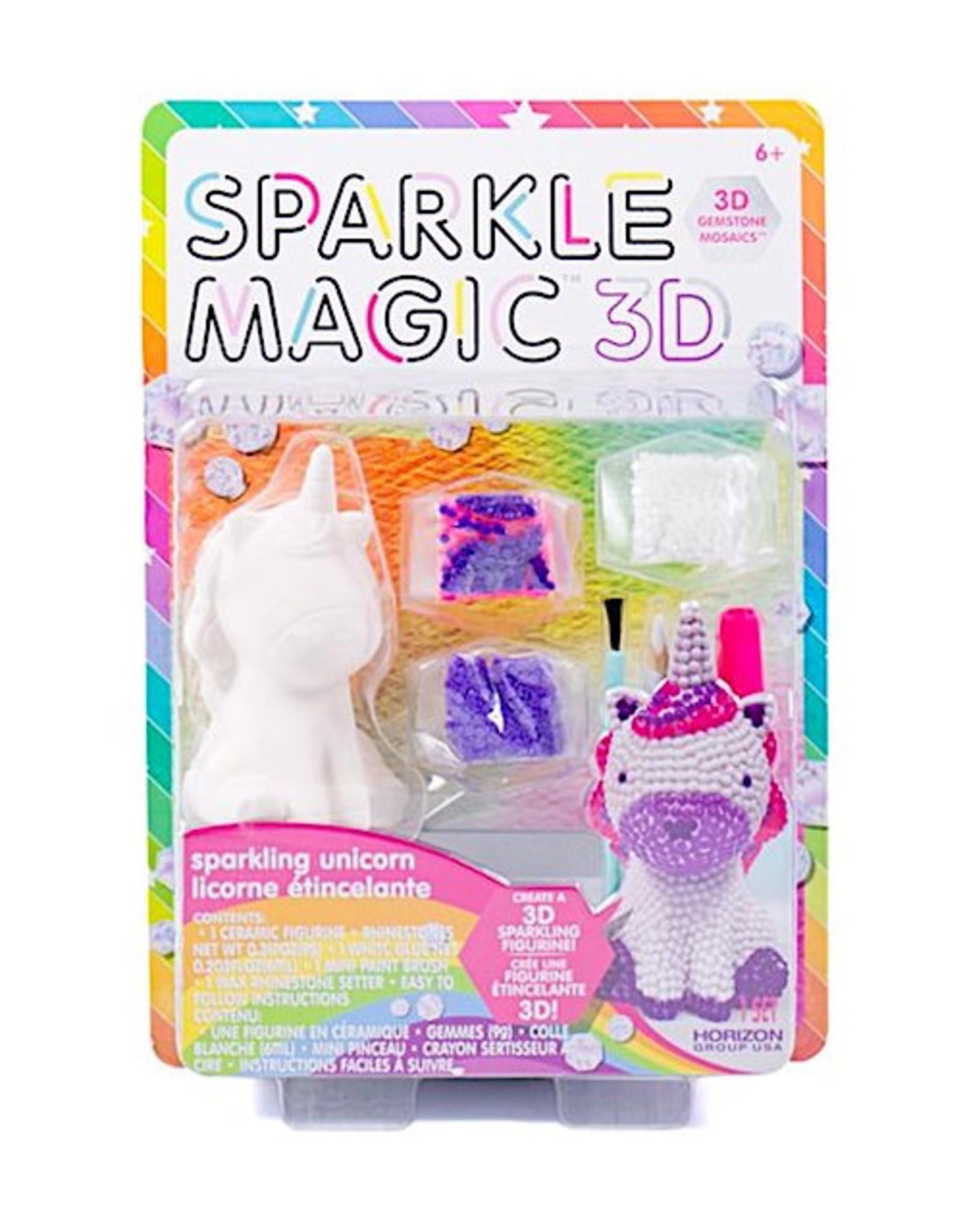 Sparkle Magic 3D - Unicorn