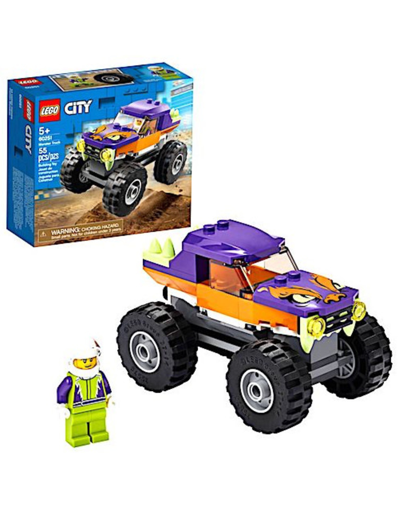 Lego Lego Monster Truck