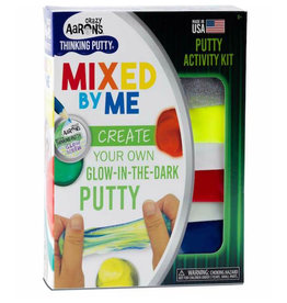 Crazy Aaron's Putty Glow Mixed by Me Thinking Putty Kit
