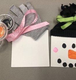Take-N- Make Snowman Craft