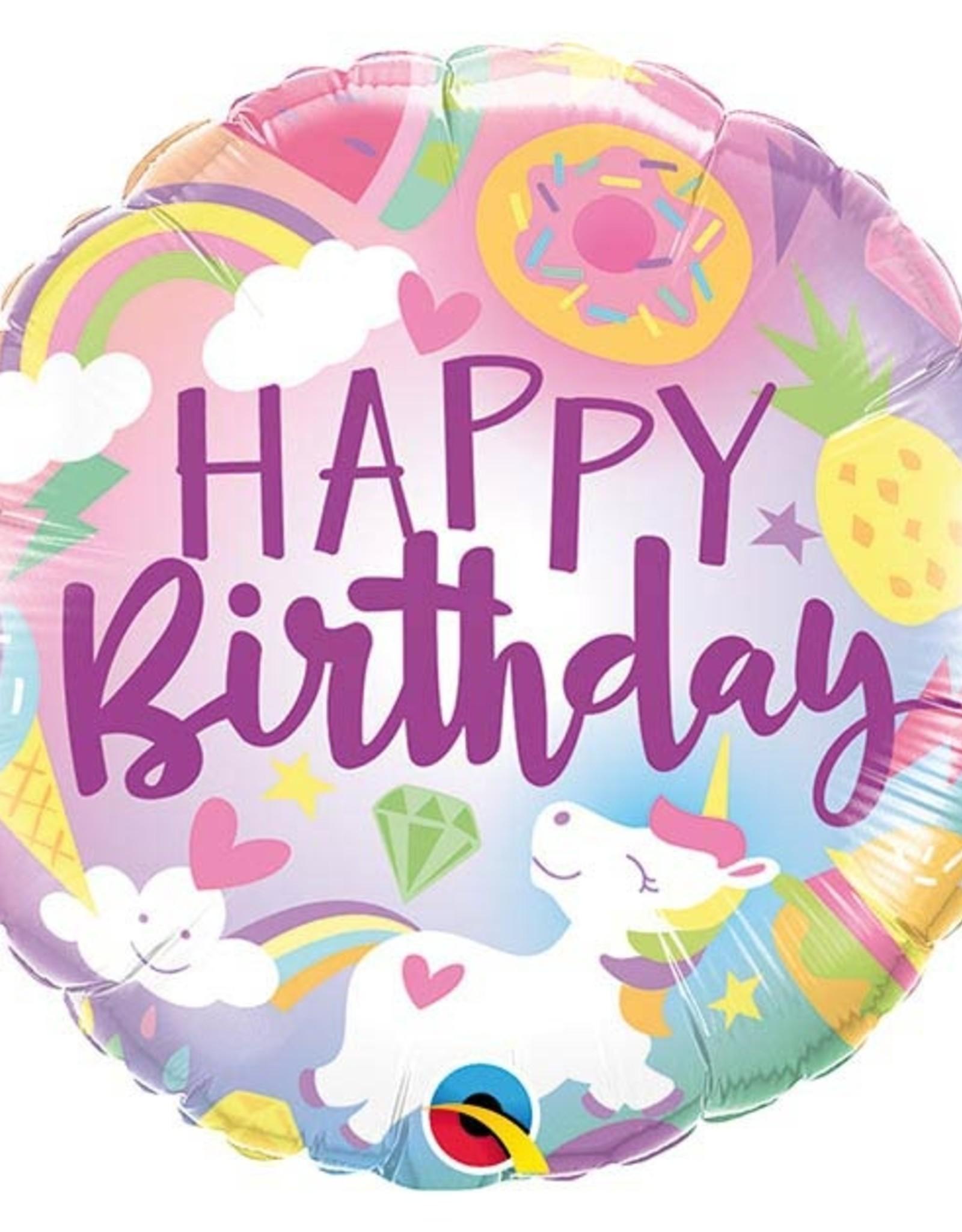 Burton & Burton Birthday Balloon Girl