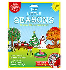 Smart Felt Toys My Little Seasons
