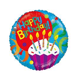 Burton & Burton Birthday Balloons Boy/Girl