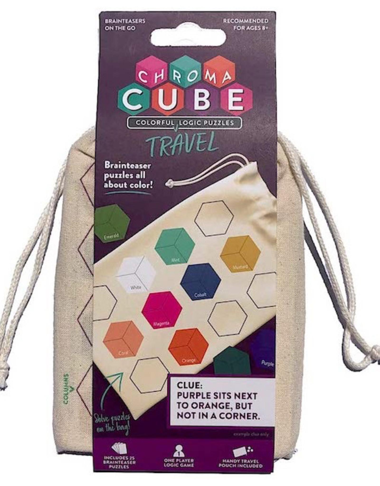 Project Genius Chroma Cube Travel Size