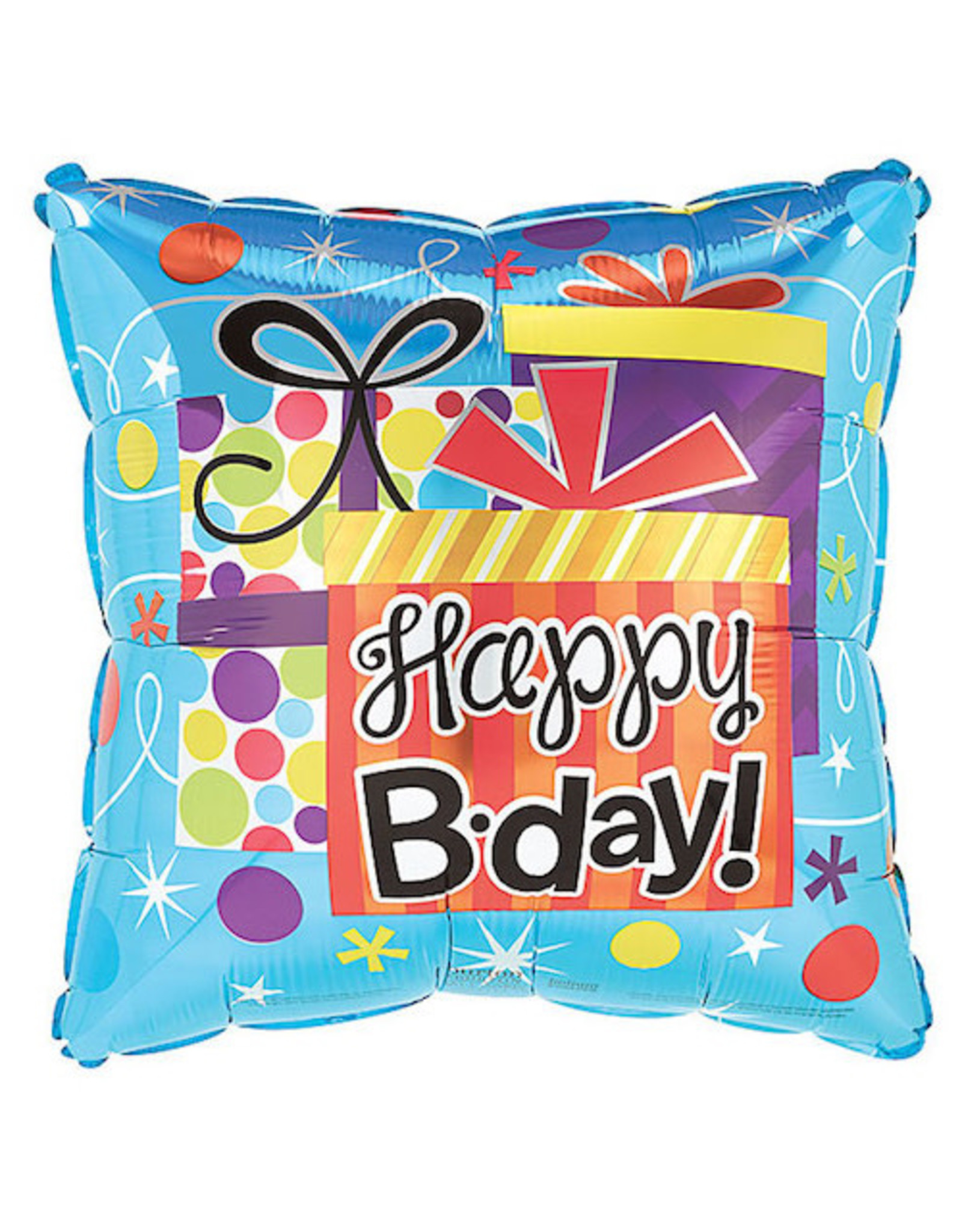 Burton & Burton Birthday Balloons Boy/Girl